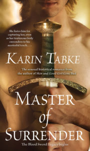 Master of Surrender Cover