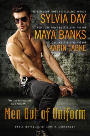 Men Out of Uniform Cover