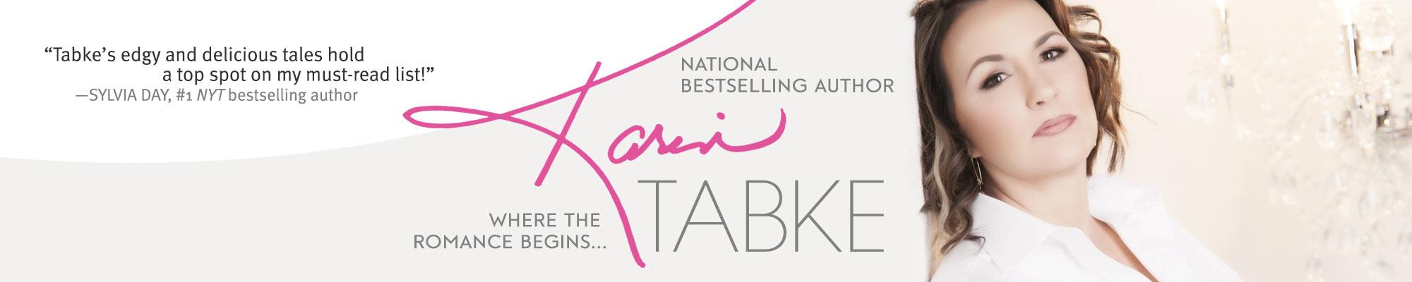 Karin Tabke | National Bestselling Author