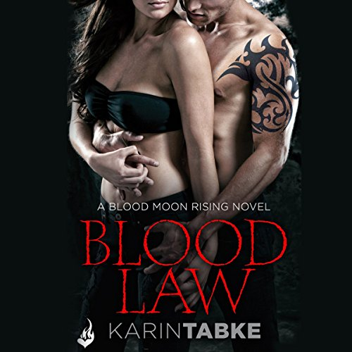 Blood Law Audio Cover