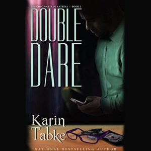 Double Dare Audio Cover