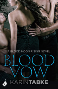 Blood Vow - UK